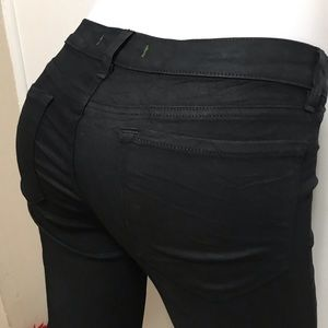J Brand Black Jeans Skinny Like Jeggings Size 27